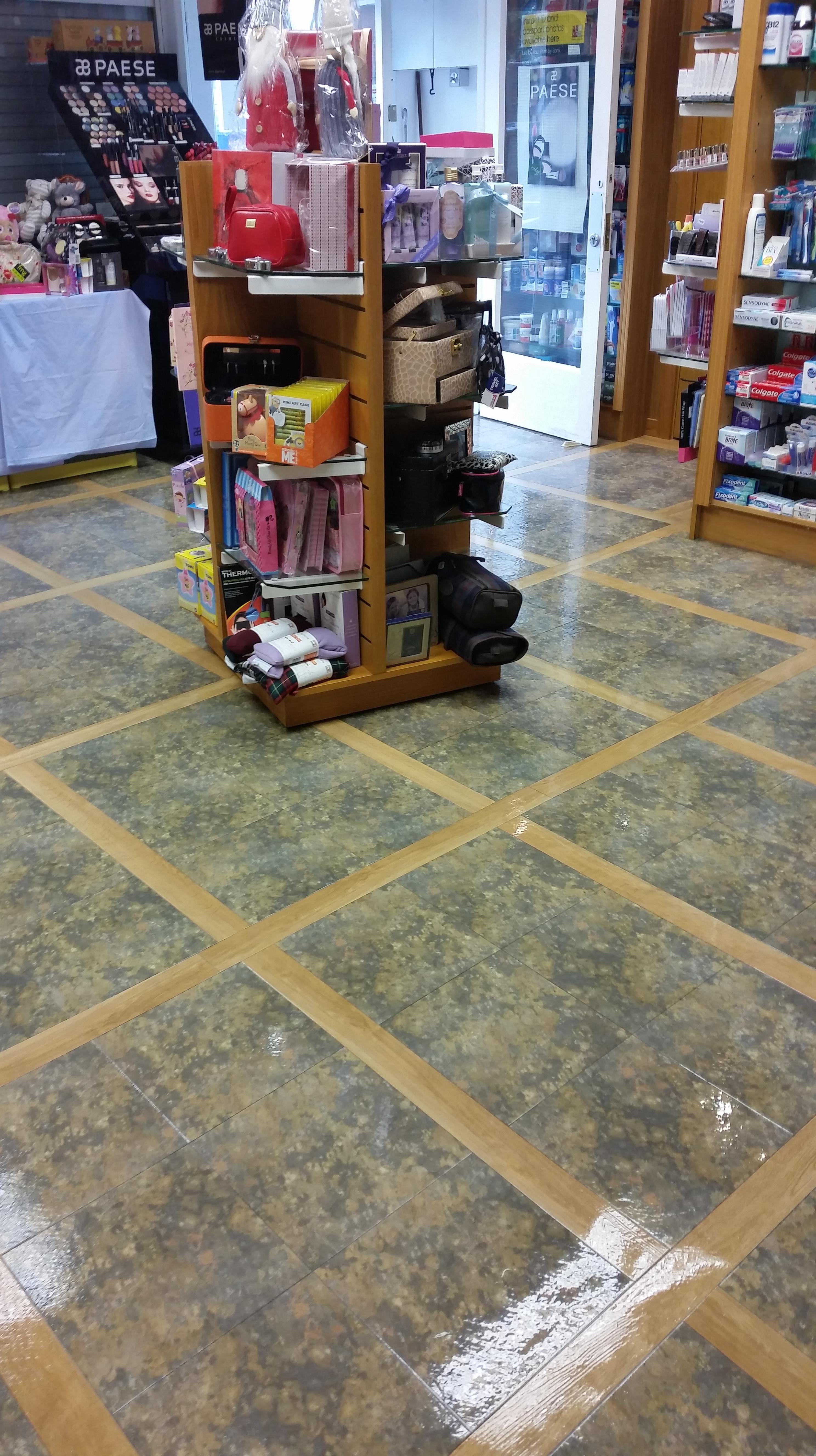 amtico floor dressing instructions